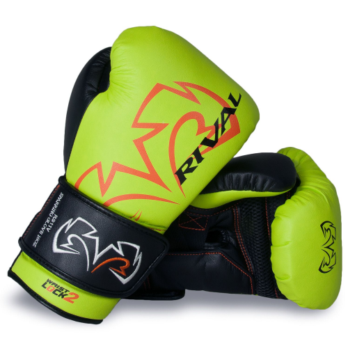 Rival RS11V Sparring Gloves - Green